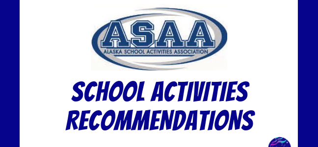 ASAA School Activities Recommendations webinar graphic