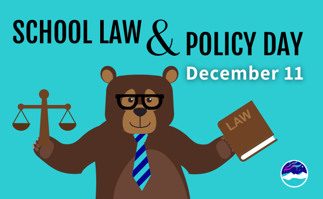 School Law & Policy Day - Resources & Video