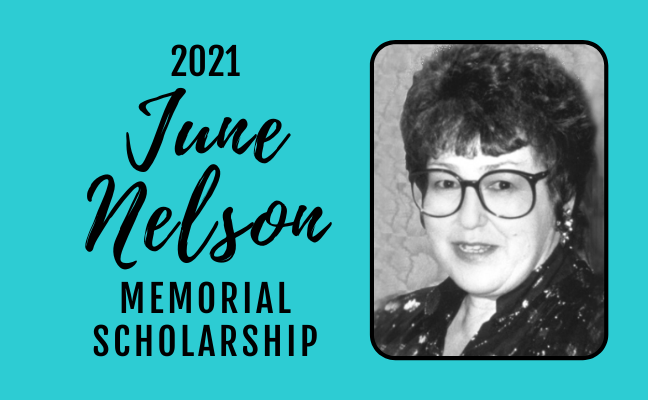 2021 June Nelson Scholarship Winners!