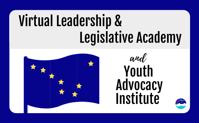 Virtual Leadership & Legislative Academy and Youth Advocacy Institute - Resources & Video