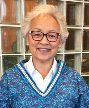 Photo of Kasaŋnaaluk, Marie Greene.