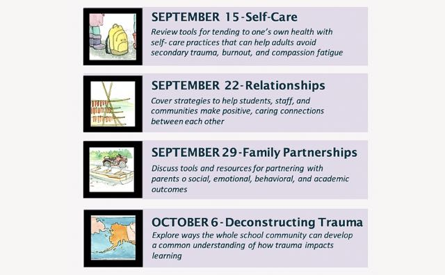 Trauma-Engaged Toolkit Professional Development Opportunities
