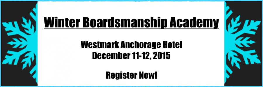 Winter Boardsmanship banner