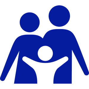 Icon link to Family and School Partnerships page.